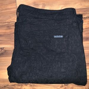 Hudson Jeans Nico mid rise super skinny 32